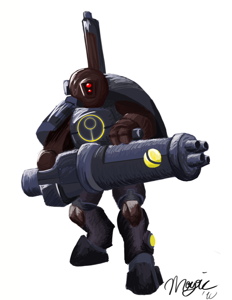 XV15 Stealth Suit