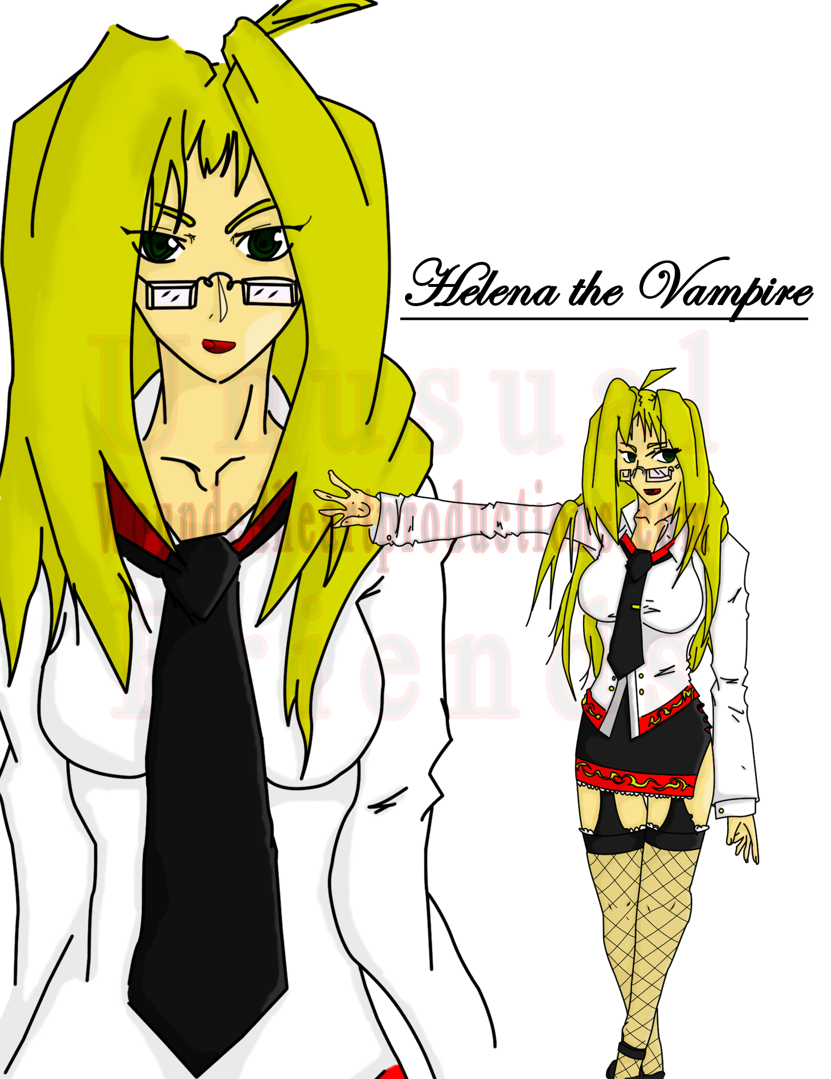 UF - Helena Van Helsing