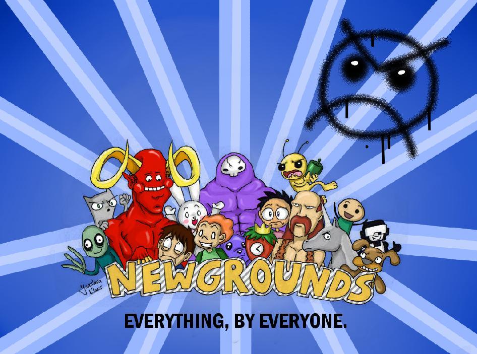 Newgrounds Calendar 2011 Entry
