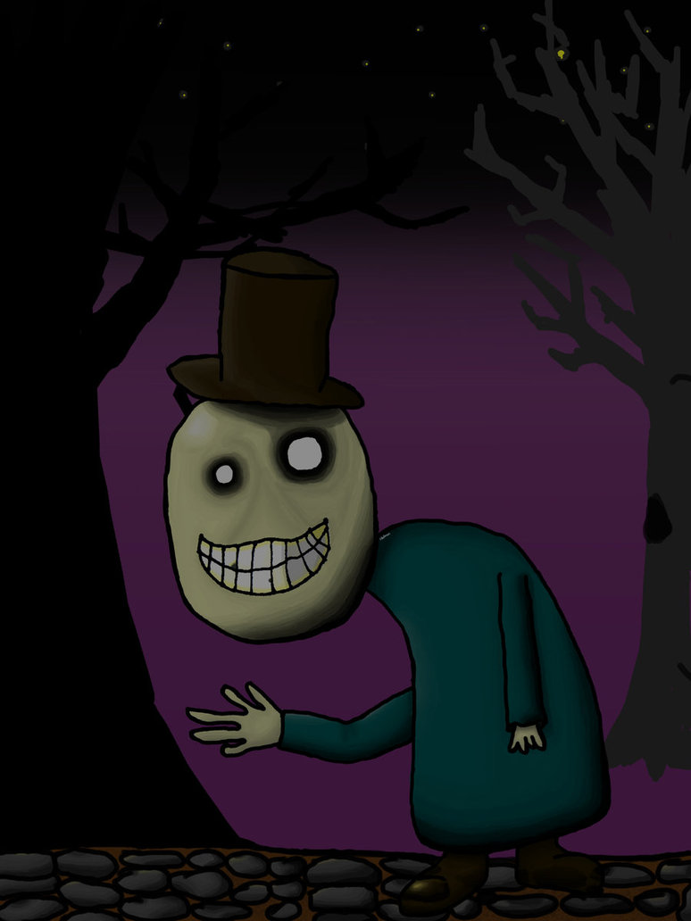 I'm Just a Creepy Guy