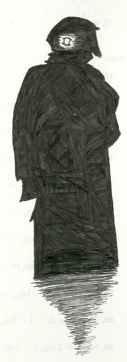 shadow person o3o