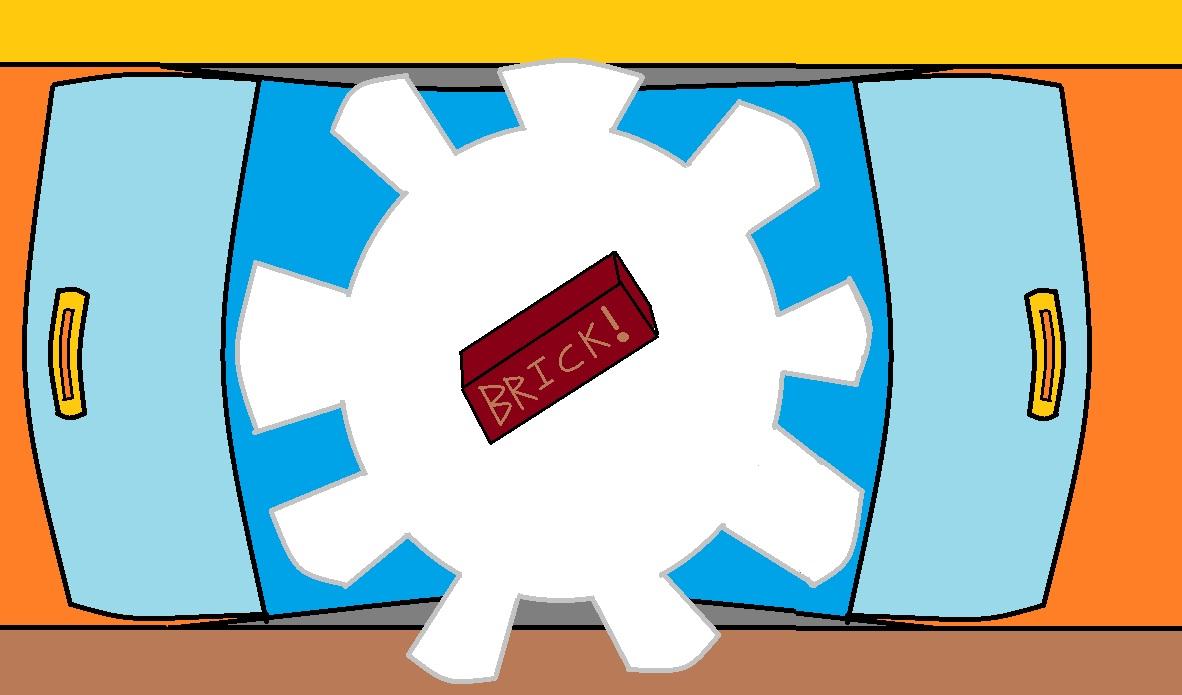 It's A... Brick!?