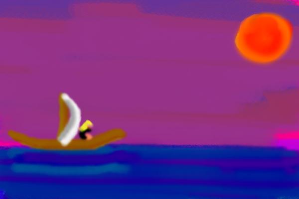 sailing into sorrow