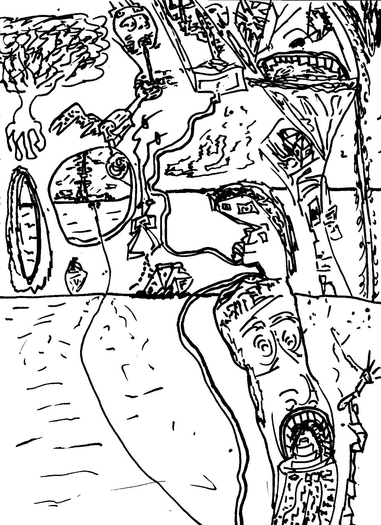 Kerosene Trampoline