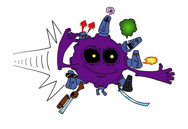 Mr. Moai Meteor