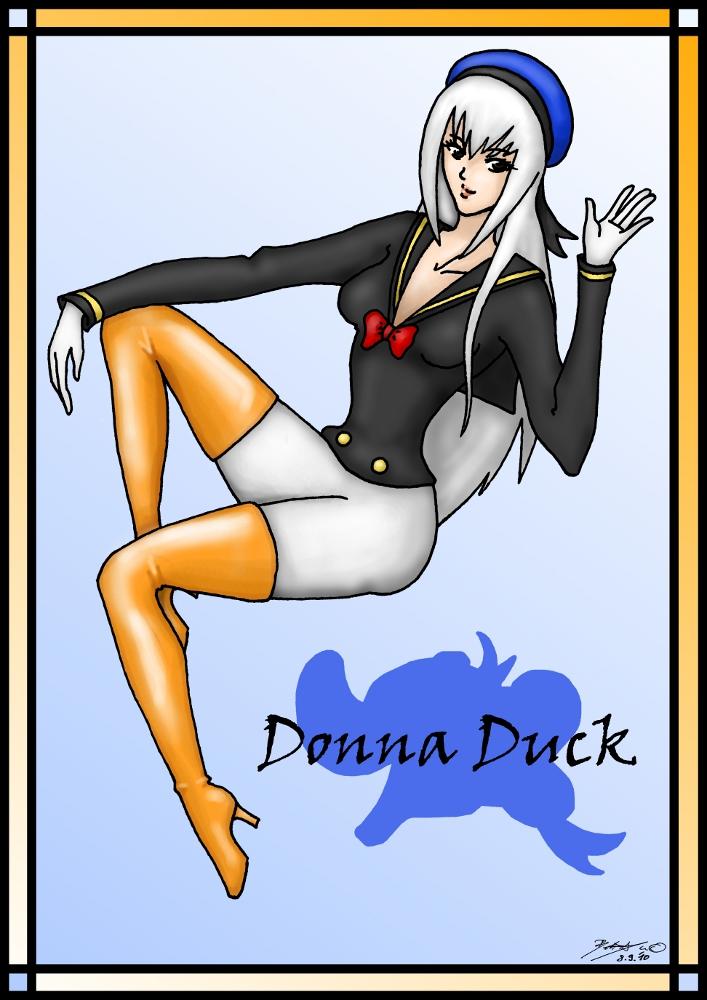 Donna Duck