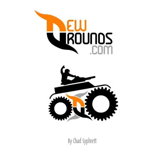 NewGrounds Logo Concept: Flash
