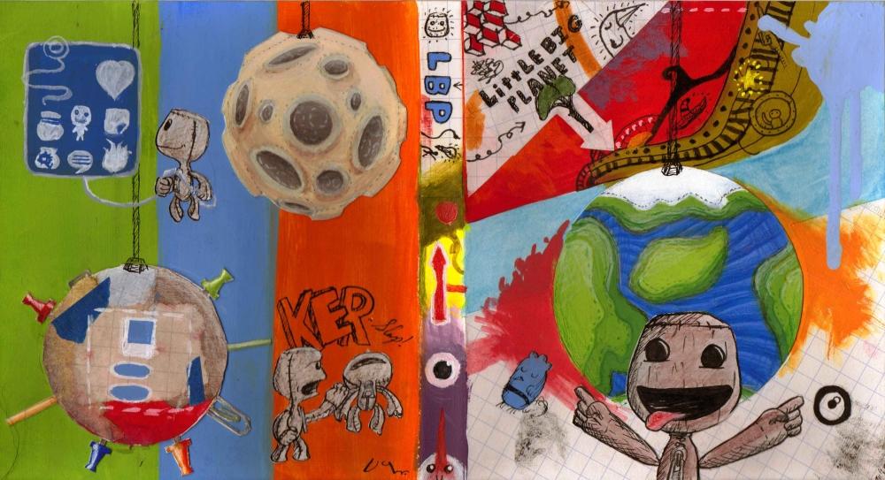 LittleBigPlanet Cover