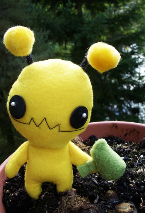 Alien Hominid part 2