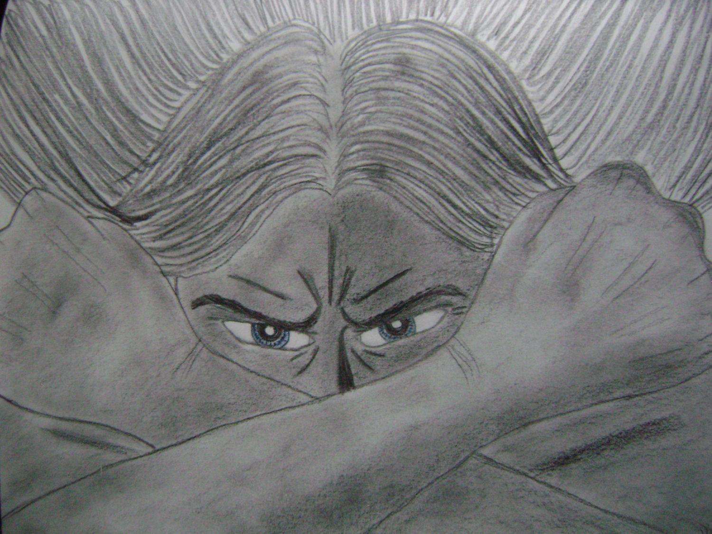 The Defender (detail)