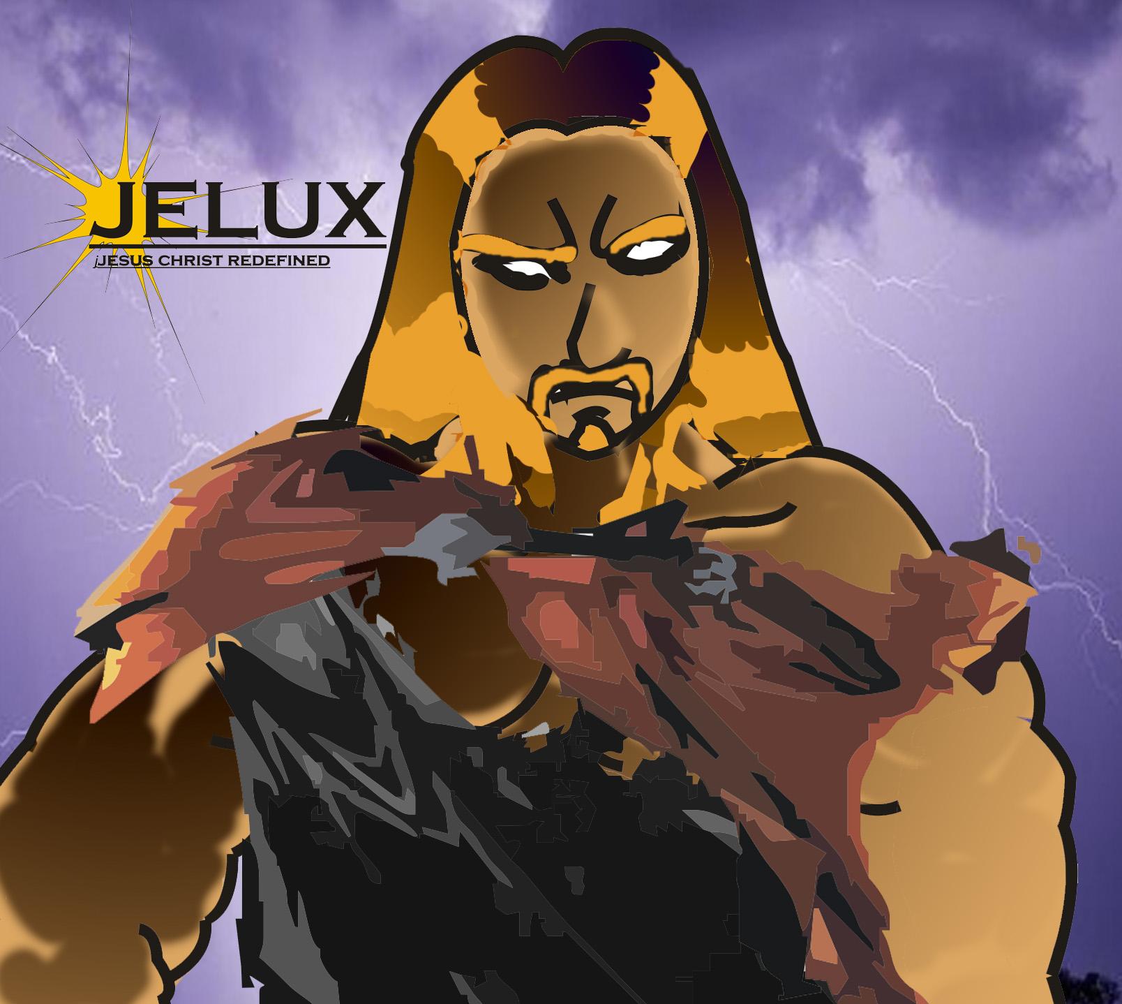 CH01 - Jelux: Jesus Redefined