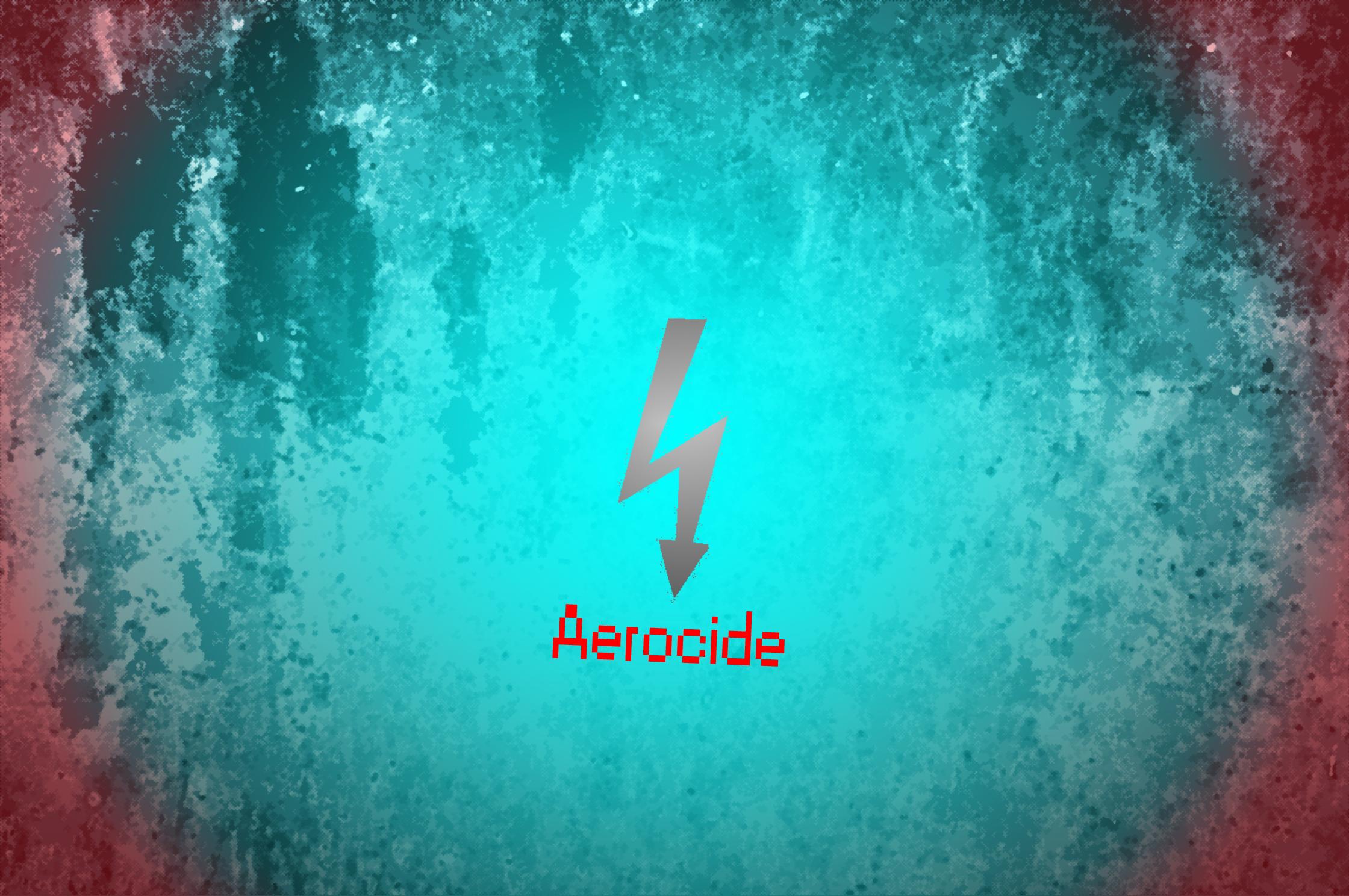 Aerocide deskop background