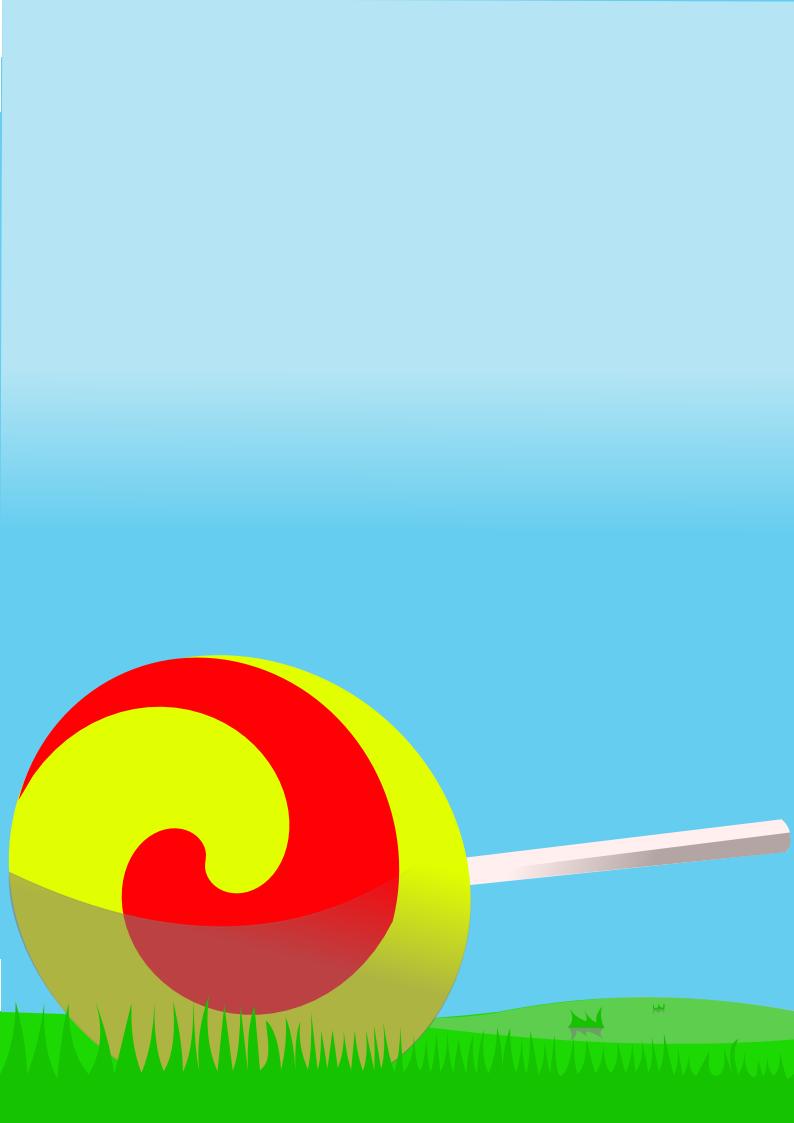Lollipop Sunny Day