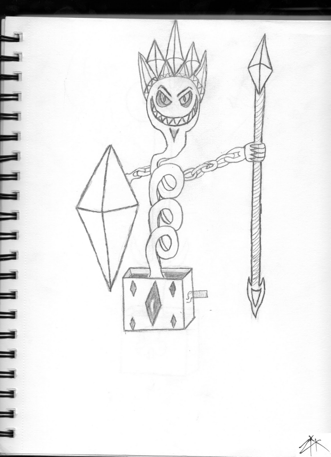 Ace Of Dimonds