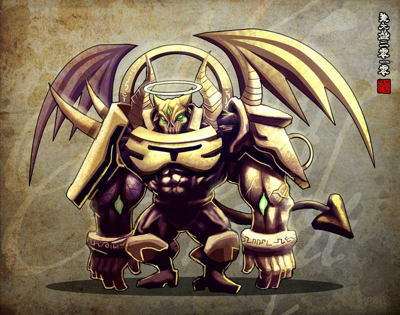 Holy Devil Agreal