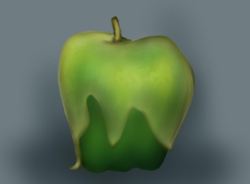 Caramel Butter Apple