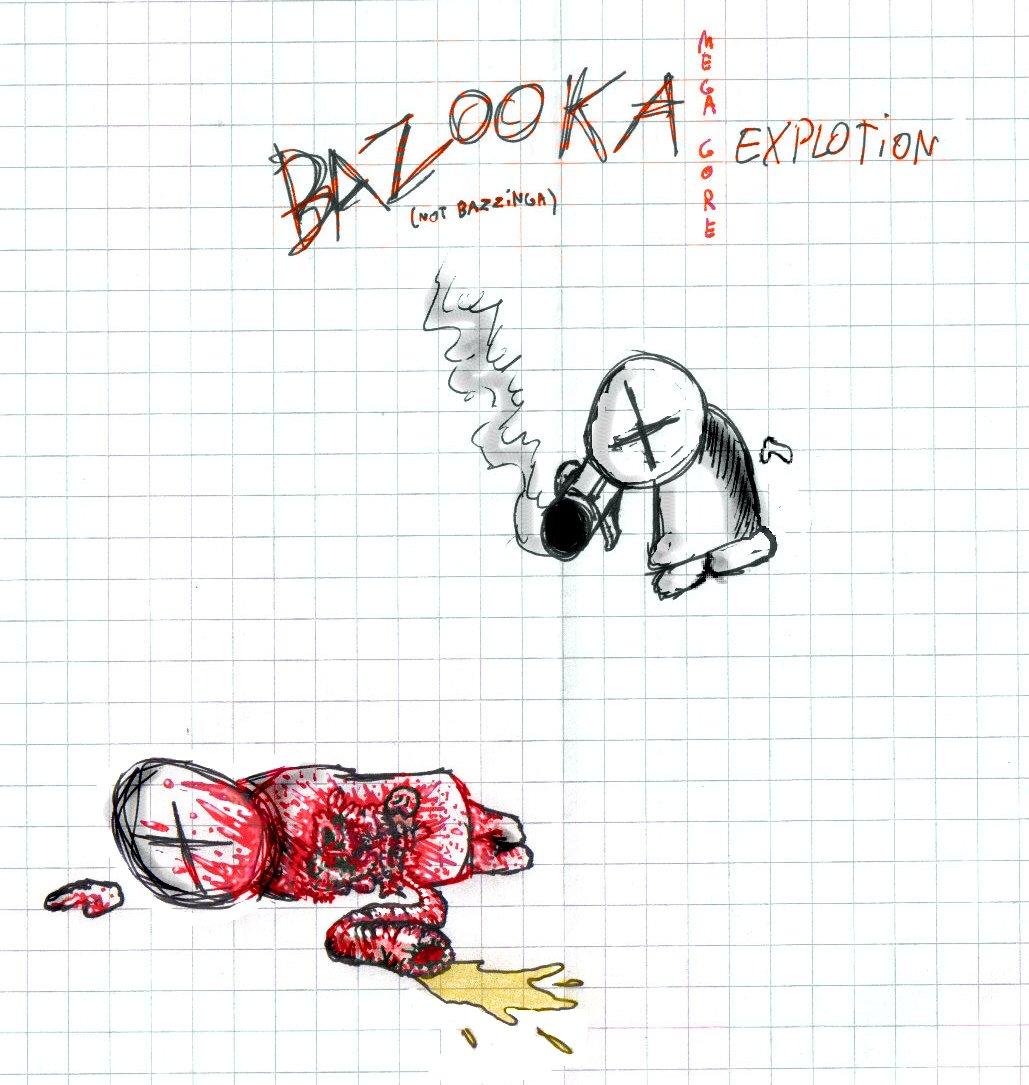 Bazooka explotion!
