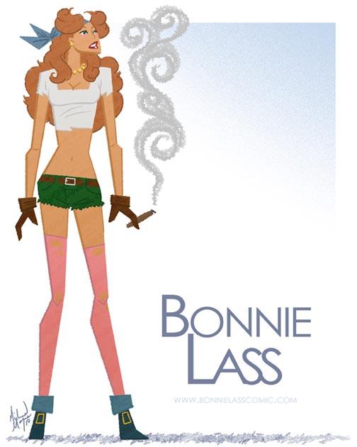 Deco Bonnie II