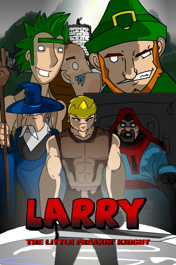 Larry Poster