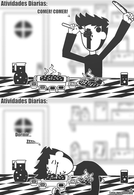Atividades Diarias