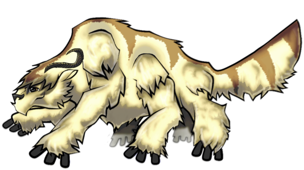 Appa Redesign Colored