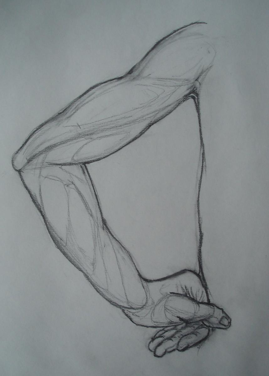 Arm Pose #1