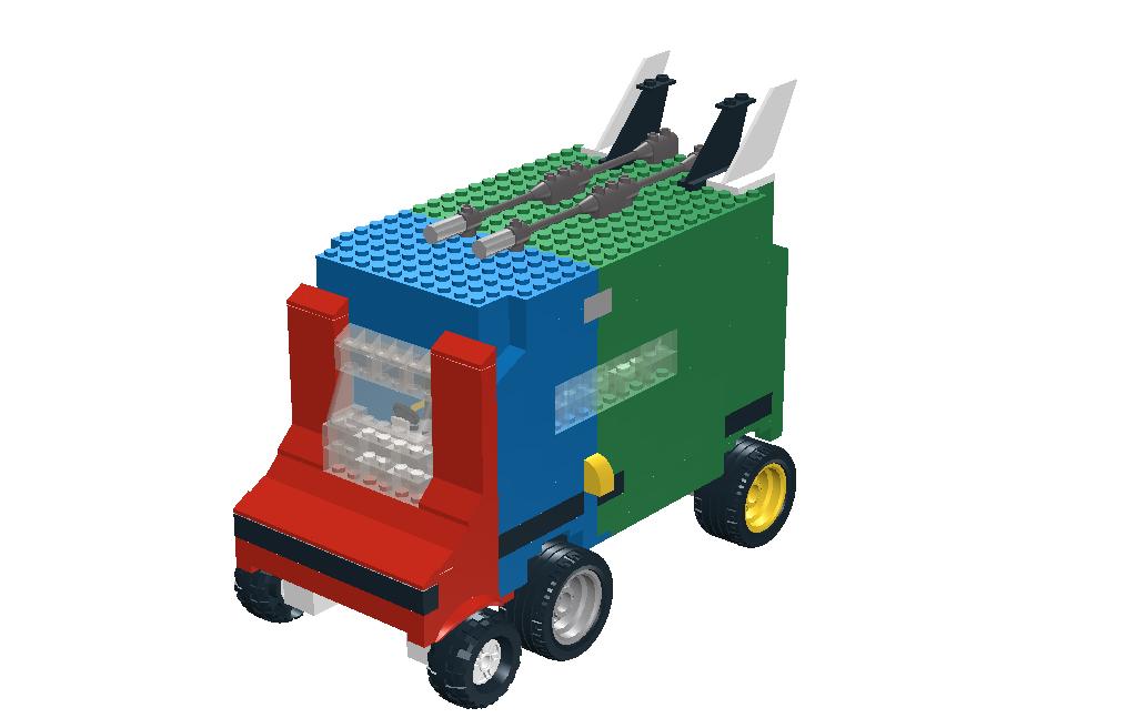Lego Special Car