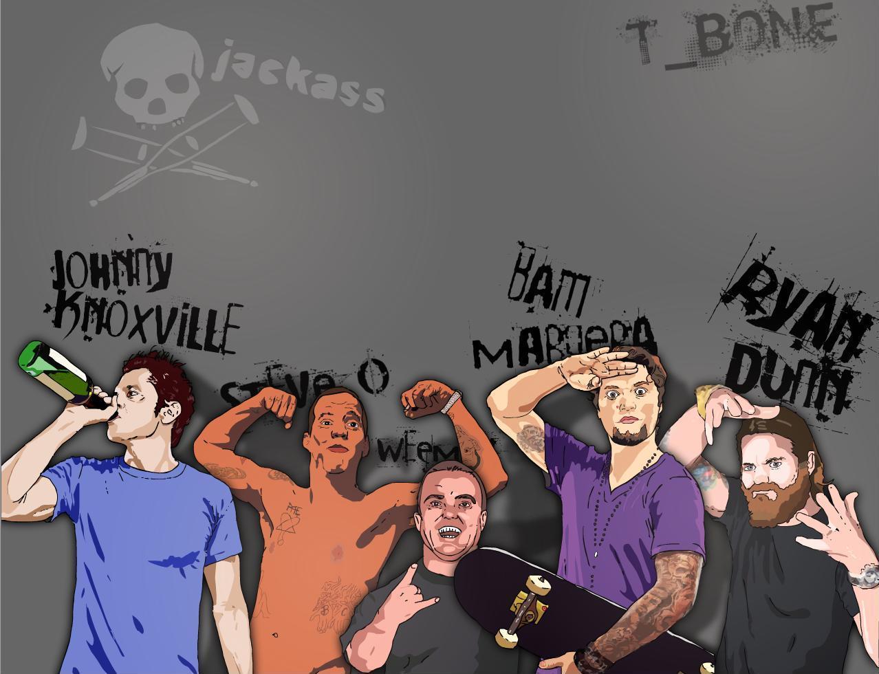 Jackass Crew