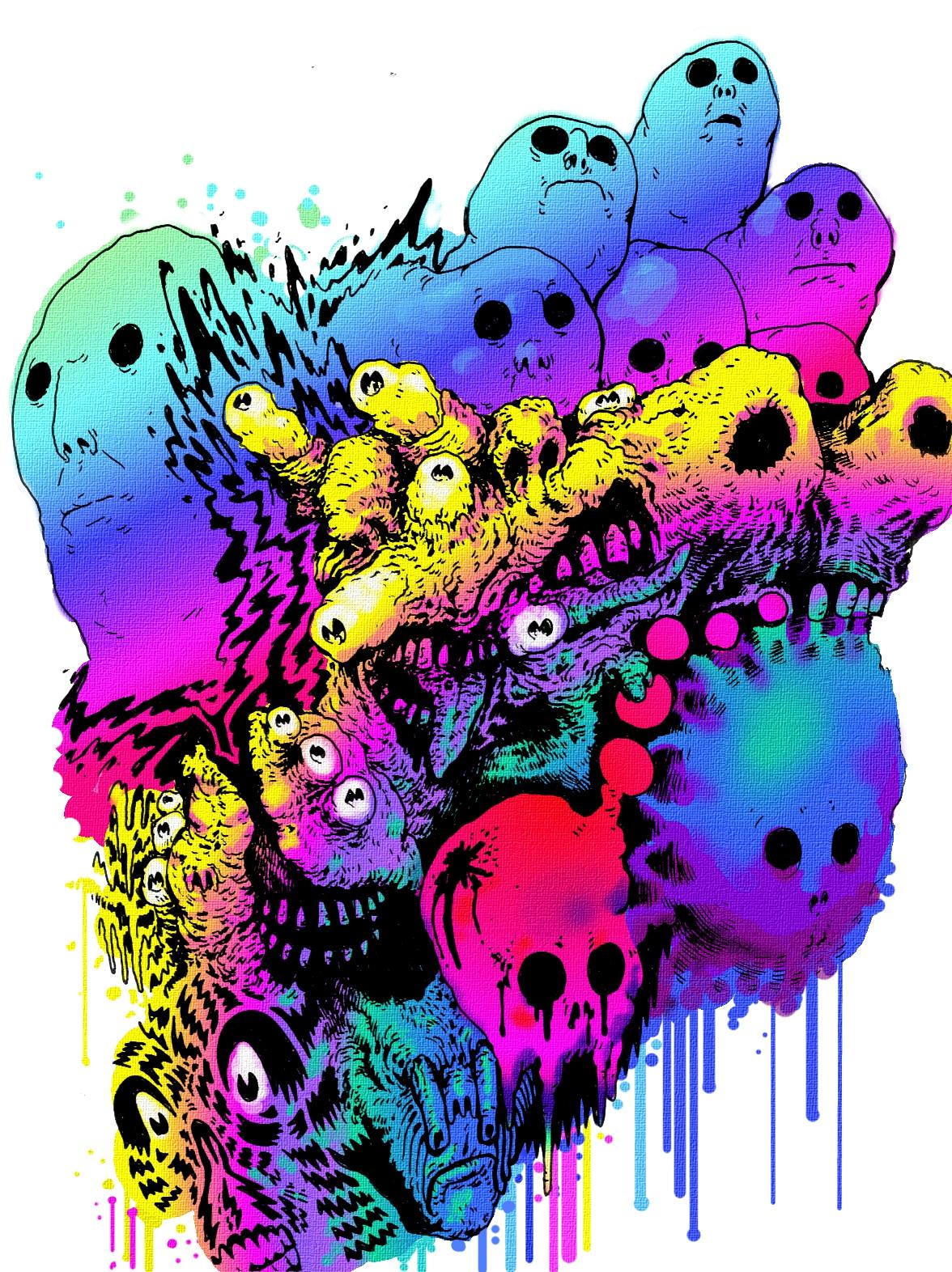Amalgamama Too Colored