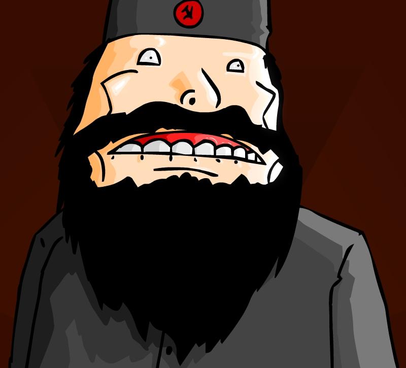 Rasputin's Sexy Picture