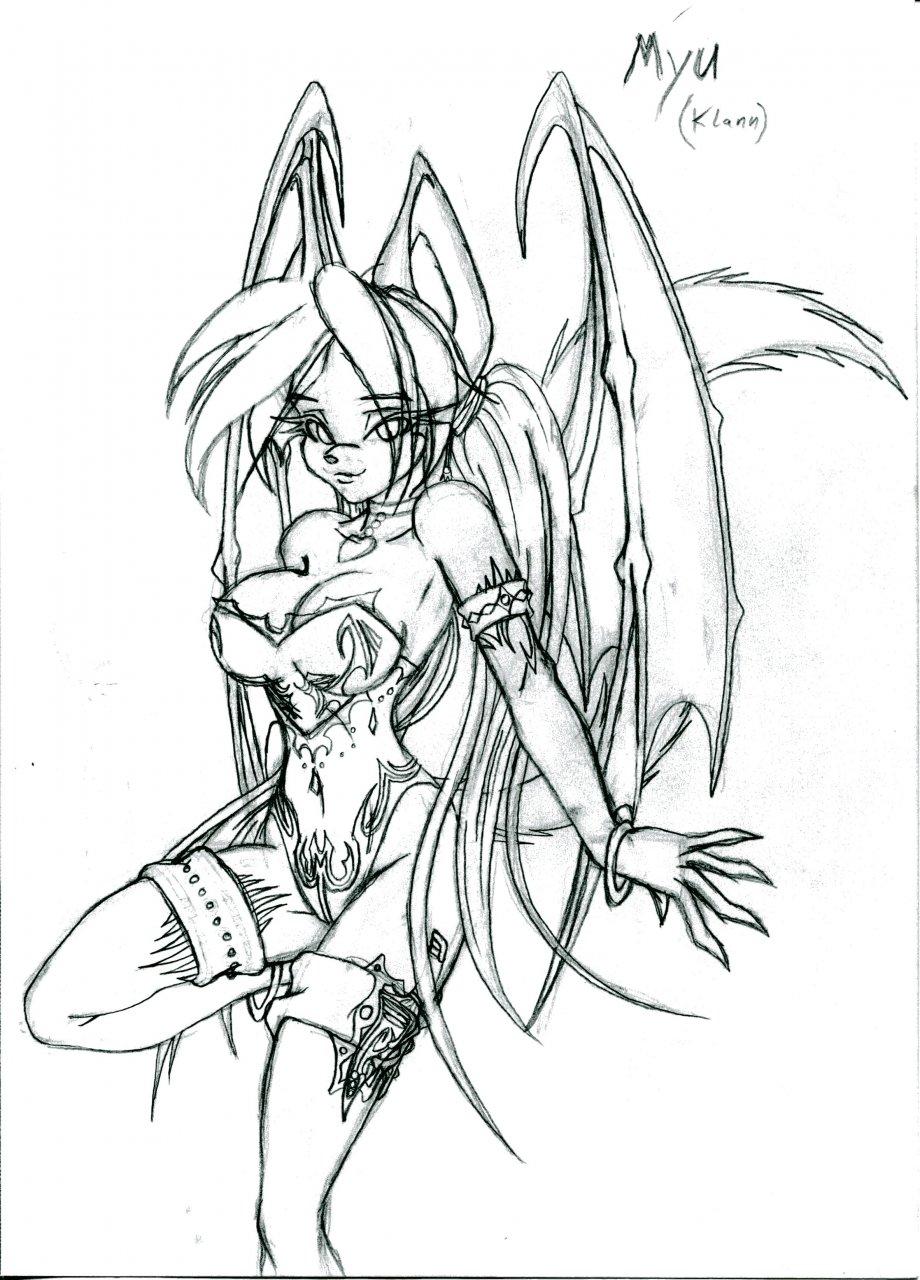Myu the Bat