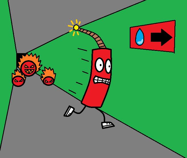 Run Mr. Dynamite