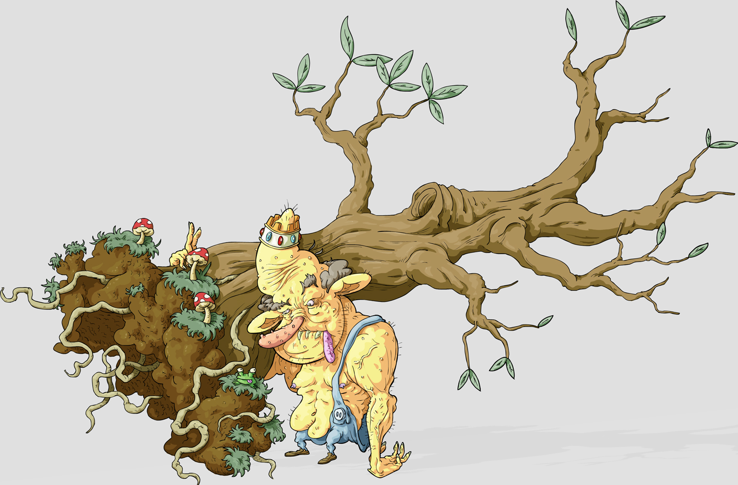 troll giant