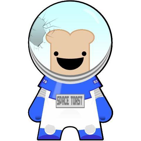 Space Toast