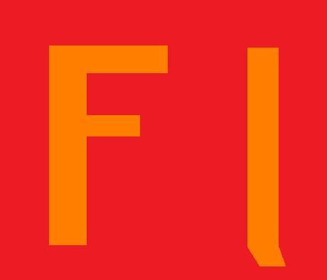 Flash CS5 Logo