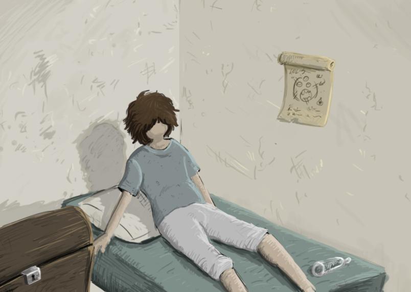Adventure hangover