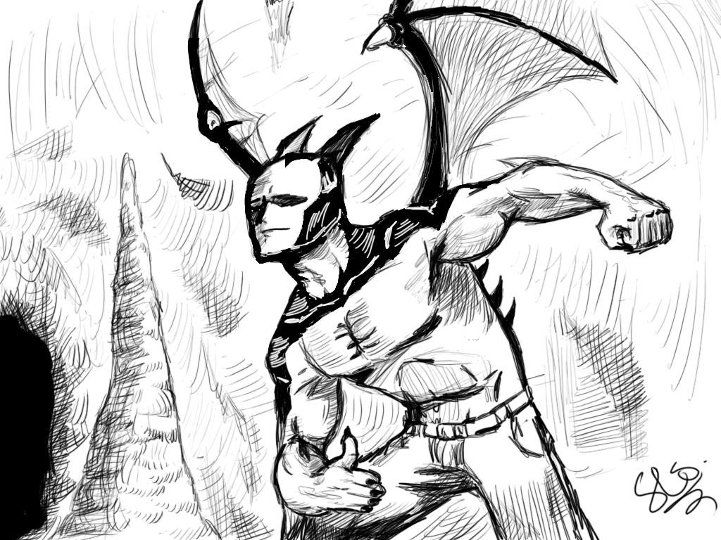 Demon... Dude