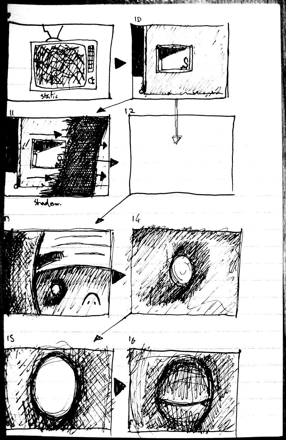 HALLOWEEN2010 Storyboards #02