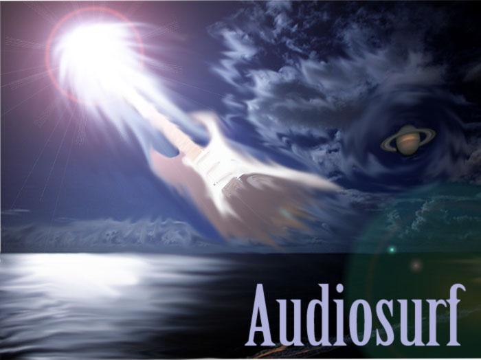 Audiosurf Logo #1