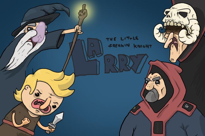 Larry Poster