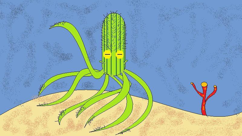 Cactopus