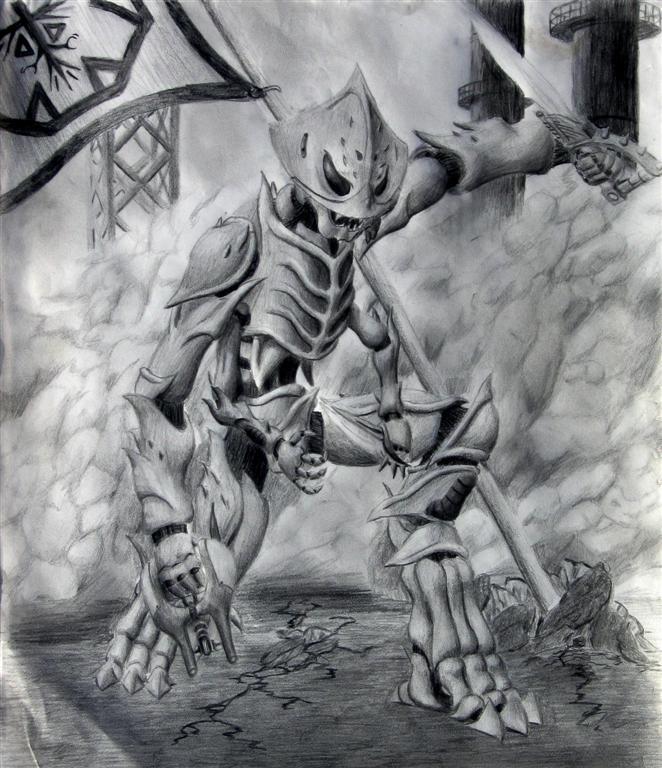 Tritic Warrior
