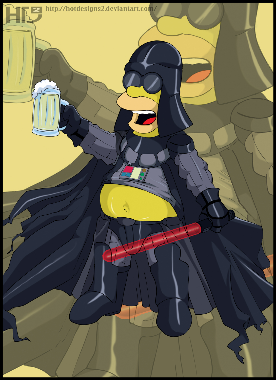 Darth Homer