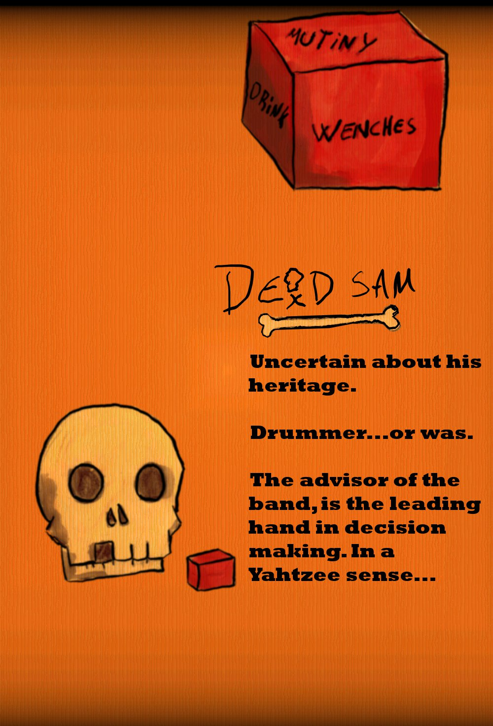 Dead Sam