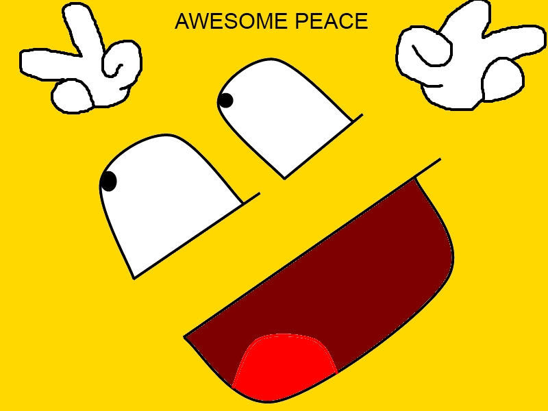 Awesome Peace