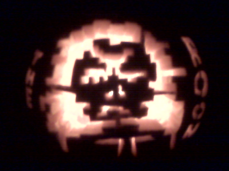The Room...The Pumpkin