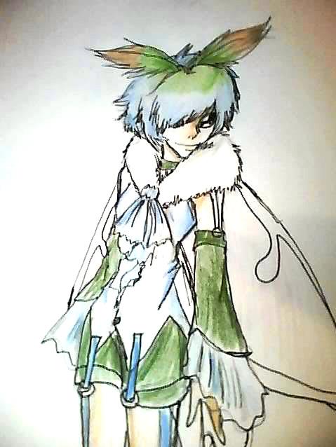 Madame Luna Moth