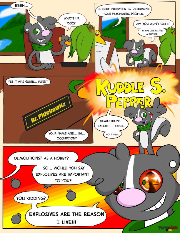 PepperJack Page 1