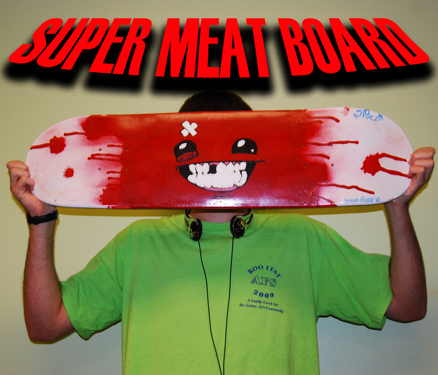 Super Meat Board