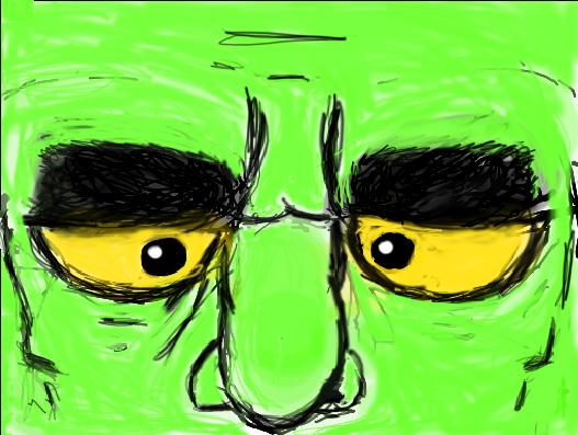 big yellow eyes c